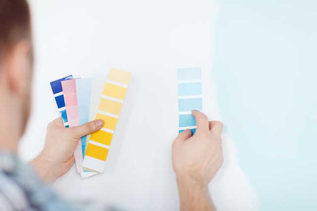 最終的な外壁塗装の色の選び方は?