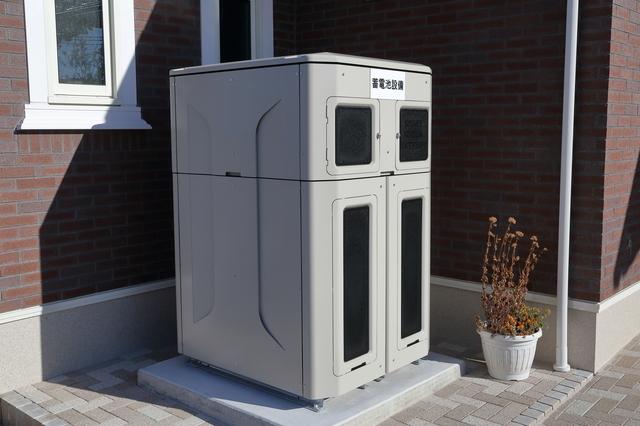 蓄電池を単体で導入する場合の補助金は無い