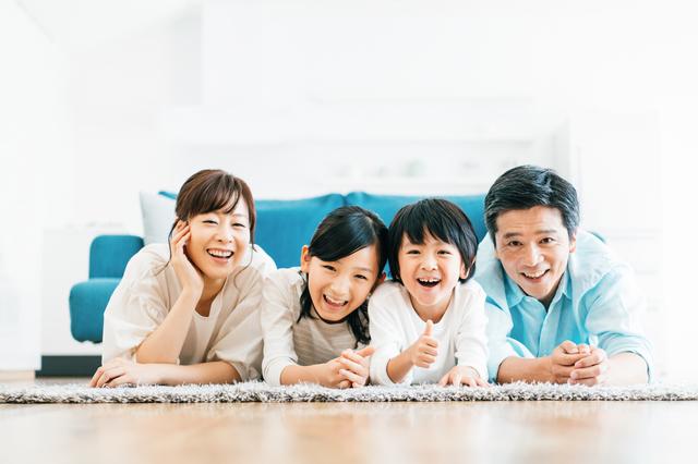 家族の人数から選ぶ