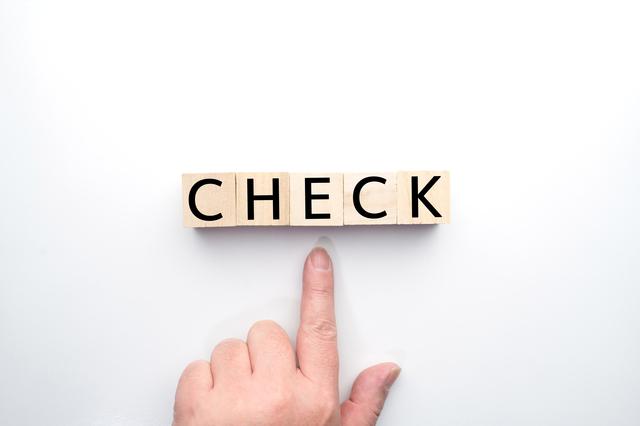 修理・交換の際の事前のチェックポイント