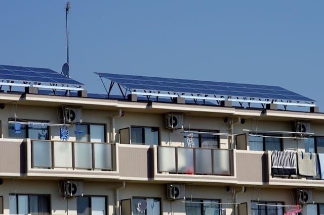 マンション・工場・商業施設・公共施設への産業用太陽光発電