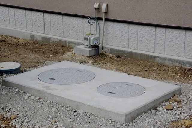 浄化槽の施工は「浄化槽工事業」登録業者に依頼を