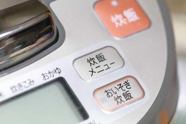 電気炊飯器のメリット