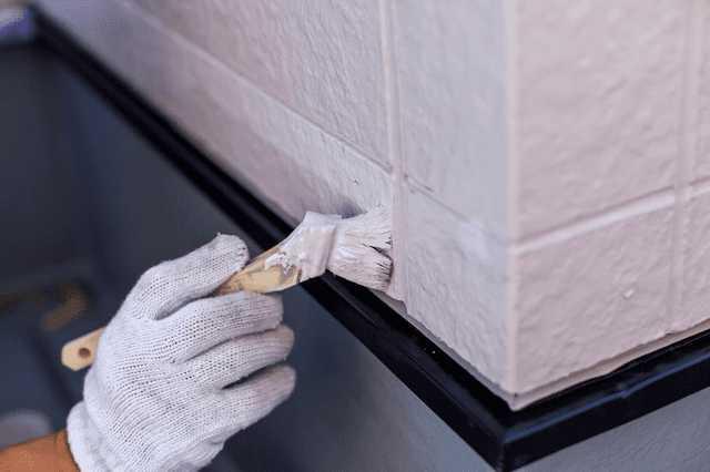外壁塗装の耐用年数が過ぎたときに必要な工事