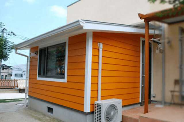 ワンポイントで手軽におしゃれを取り入れる外壁塗装