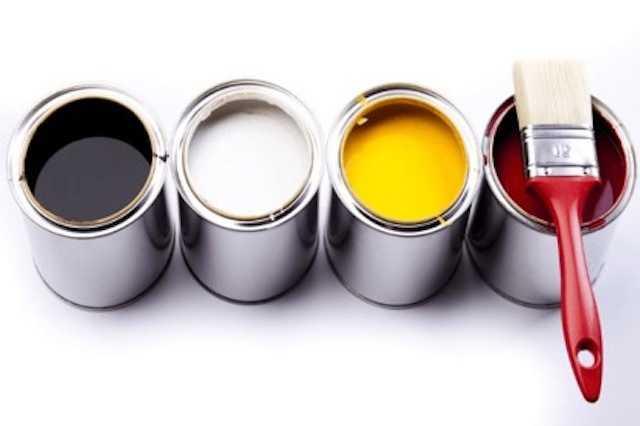 代表的な弾性塗料