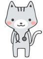 ワーキング妊婦オフィシャルサポーター carely cat