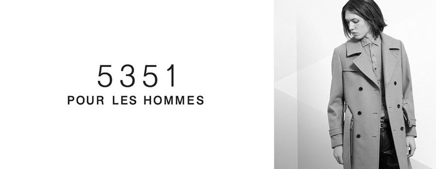 5351 POUR LES HOMMES