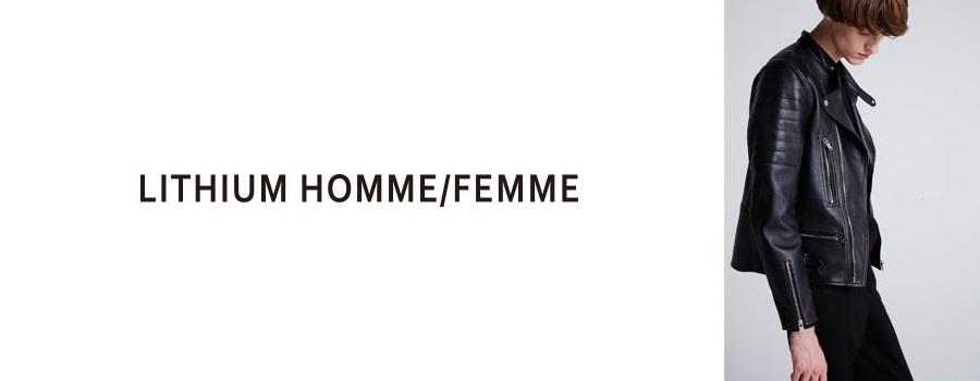 LITHIUM HOMME/FEMME