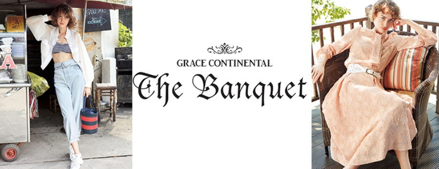 GRACE CONTINENTAL The Banquet