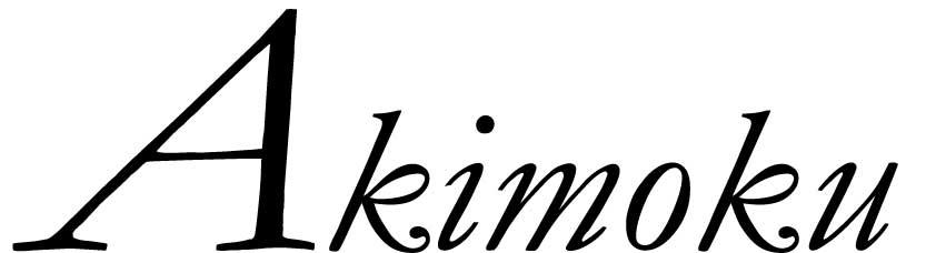 秋田木工のロゴ