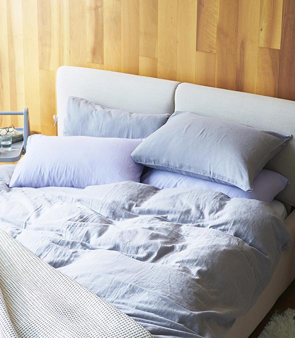 優しいナチュラルスタイルベッド