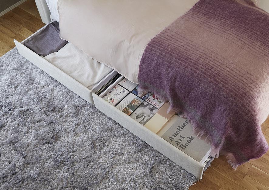 省スペースベッド