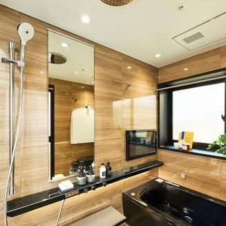 リフォームの家_お風呂