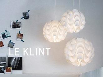 LE KLINT「サイナスライン/Model172」50周年記念キャンペーン