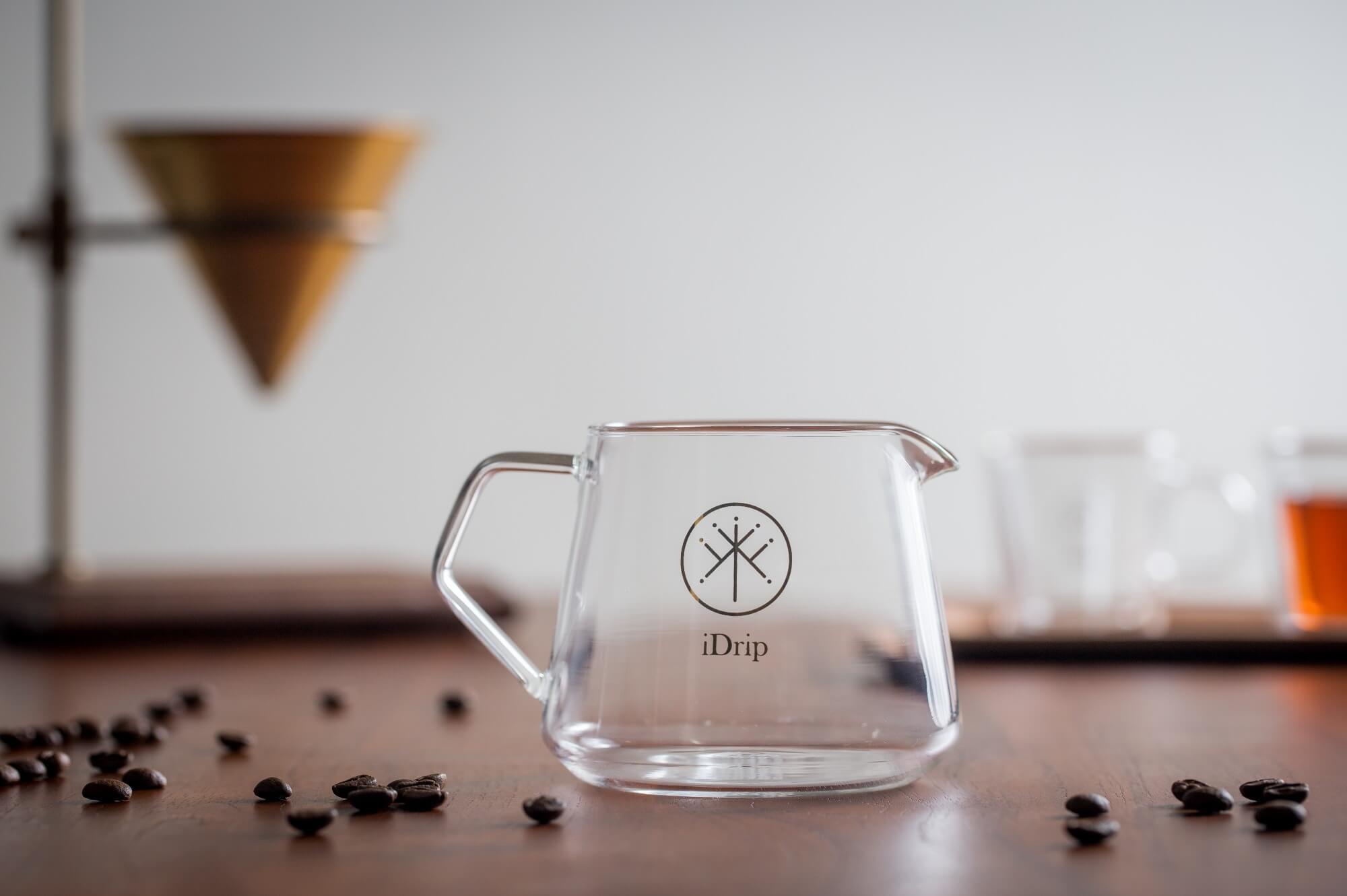 iDrip x KINTO精品咖啡分享壺
