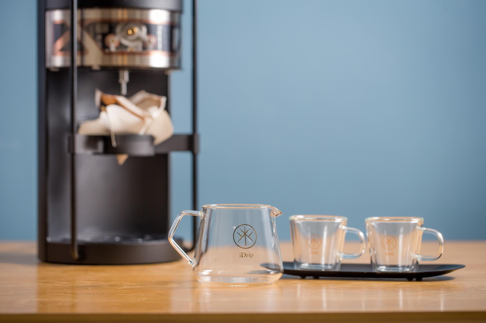 iDrip精品咖啡配件時尚燙金禮盒