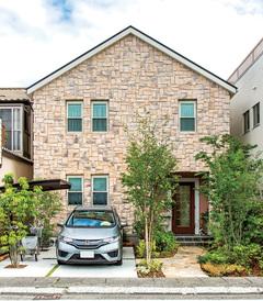 輸入住宅のプロが夢を叶えたブリティッシュスタイルの家