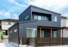 和モダン+ナチュラルかわいい二世帯住宅