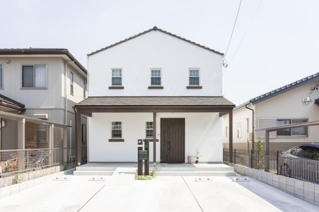 素材、機能、デザイン 「こだわり」をつめこんだ光冷暖の家