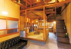 土間と畳が織り成す 古き良き日本の美しい暮らし