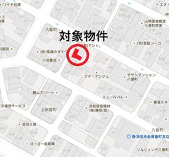 12葵区八幡町 1,050万円 22.47坪