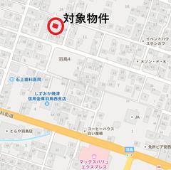 120葵区羽鳥4丁目 21.73坪 590万円