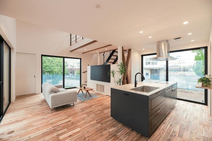 HOUSE PLAN(R+house沼津・伊東)【長期優良住宅を大きく上回る性能と品質】