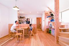 """1,000万円台から建てる  """"地震""""に強く・ヒノキを使った「こだわり」の家"""