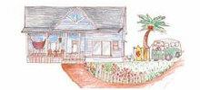 オーナーズハウス見学会「カリフォルニアSTYLEの家」@新城市乗本