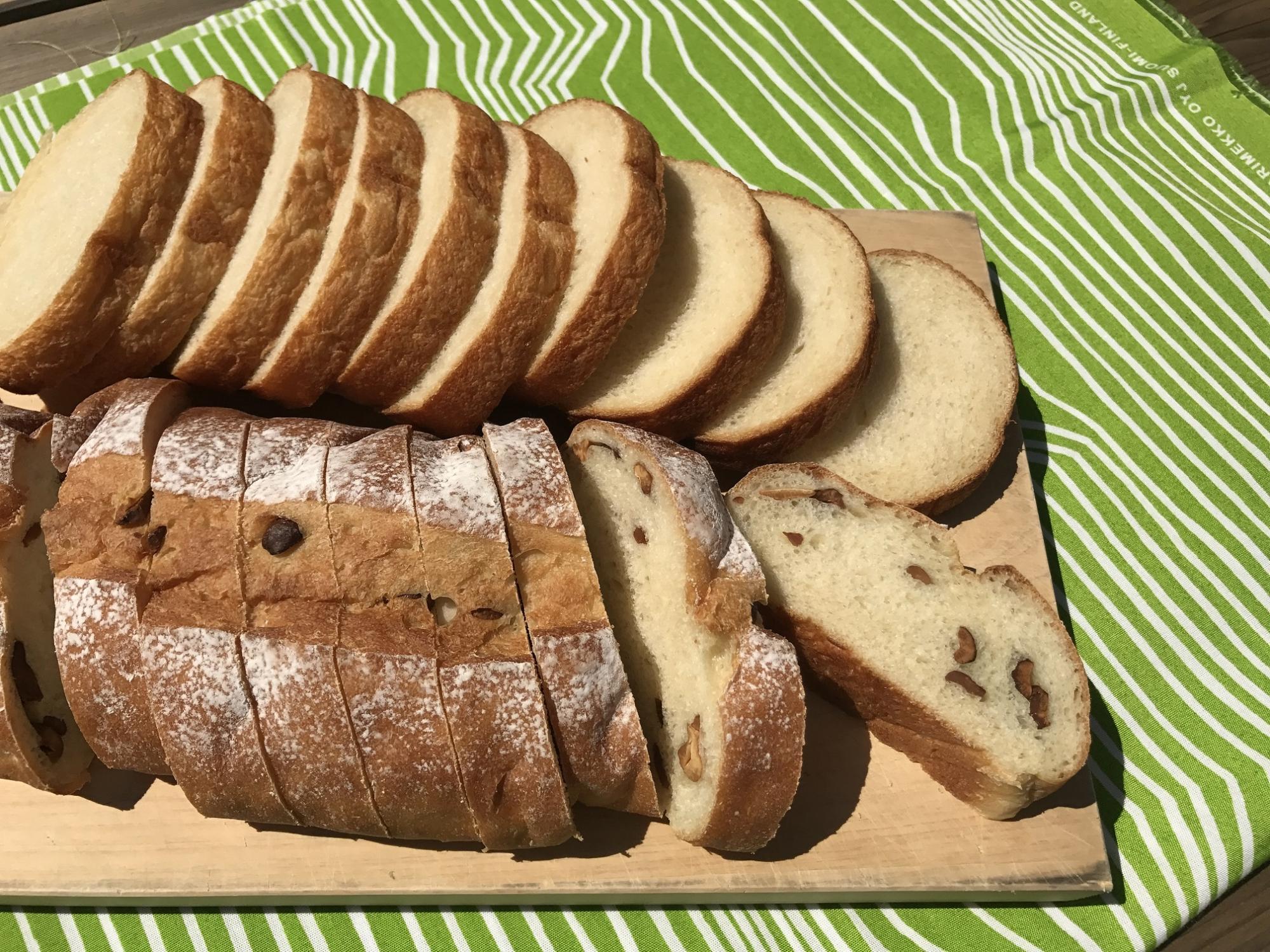 大好評の天然酵母でつくる体に優しいパン教室を開催します!