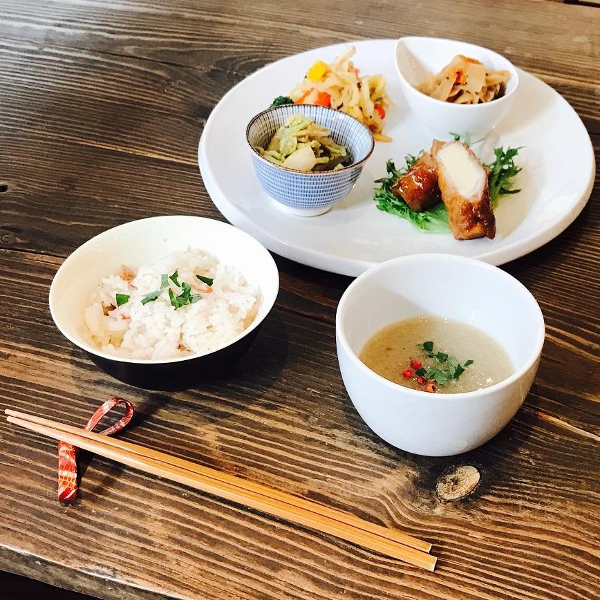 「蒲原屋さんの乾物料理教室」~kokolab garally 9月のイベントのお知らせ~