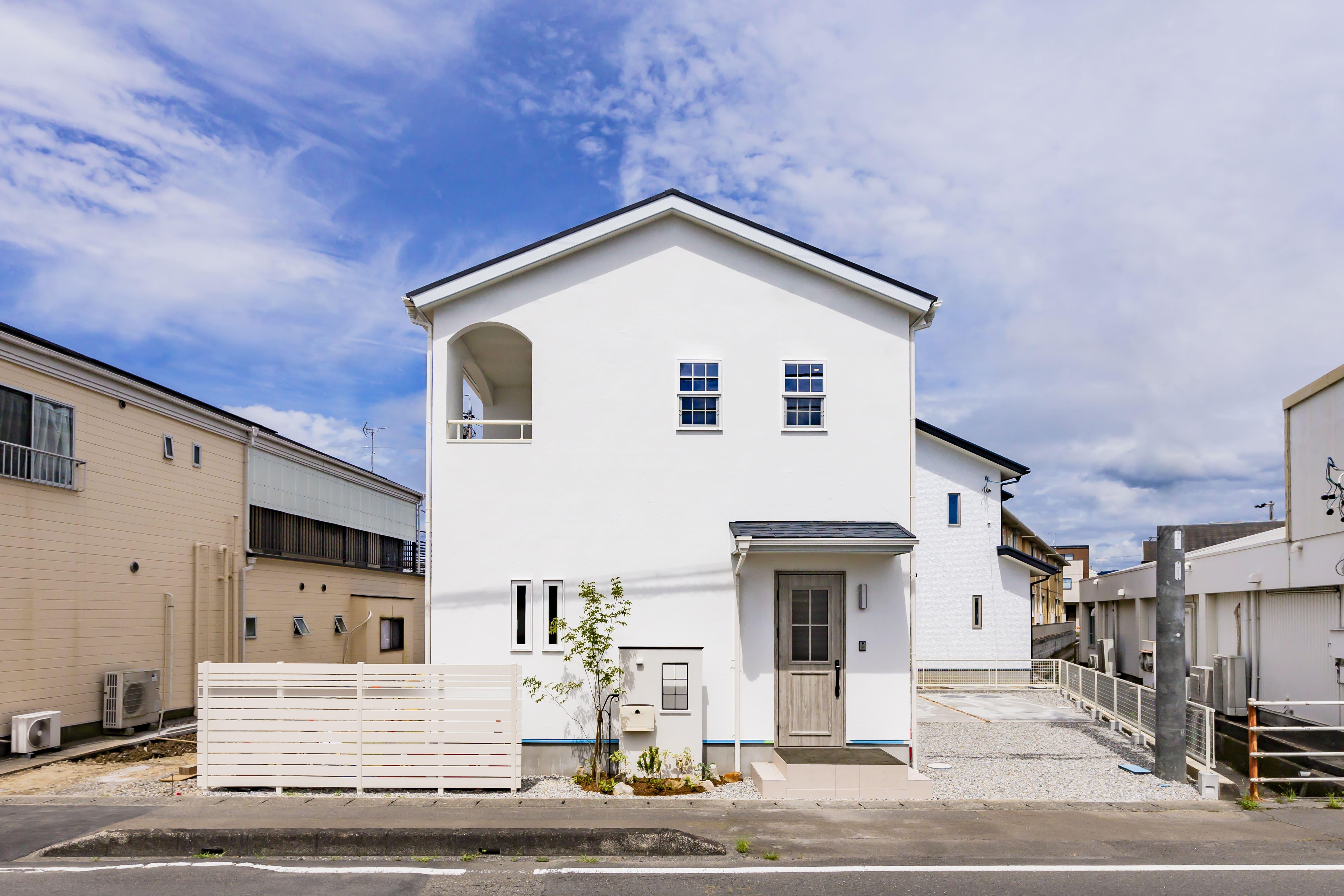 【期間限定】新モデルハウスグランドオープン in 藤枝市青葉町 \ナチュラルテイストの三角屋根のお家/