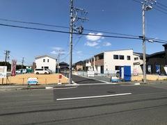 遠鉄ホーム【浜松市中区小豆餅】分譲地全景