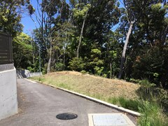 遠鉄ホーム【浜松市中区富塚(富塚佐鳴湖公園)】分譲地から佐鳴湖公園へとつながる遊歩道がございます。
