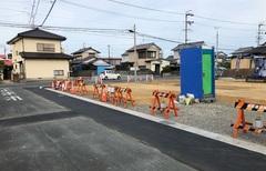 遠鉄ホーム【浜松市東区薬師町】前道写真