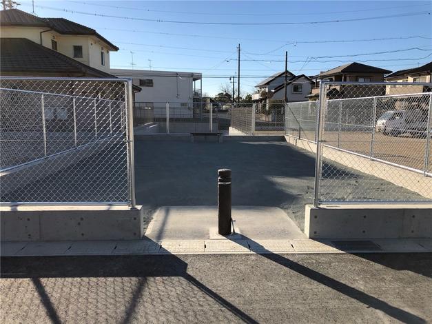 遠鉄ホーム【磐田市上岡田】分譲地内に公園あります。