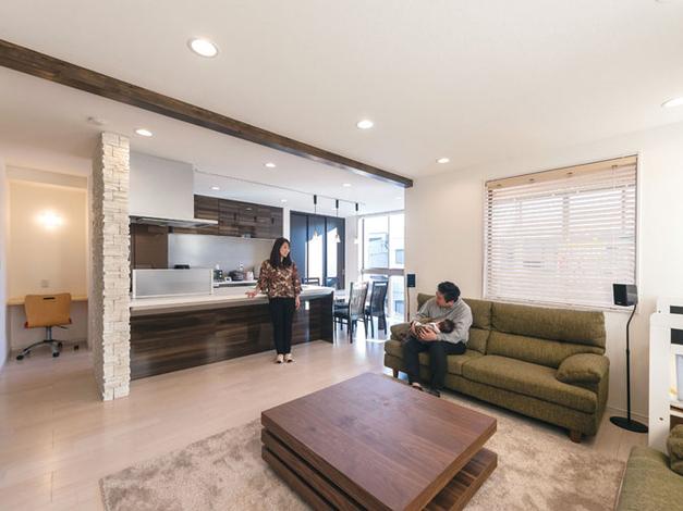 KOUBOU STYLE 建築工房相良【高気密・高断熱で四季を通した快適空間をつくる】