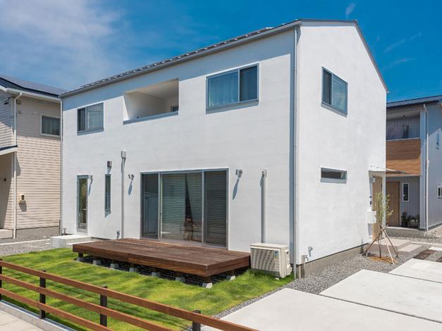 アトラス建設【高性能が標準仕様で約束された、完全オーダーメイド住宅】