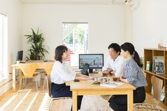 【無料】まずはここから!こだわりの家づくり相談会のイメージ