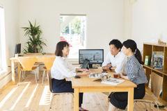 【無料】どの会社で建てよう?住宅会社をご紹介 個別相談会のイメージ