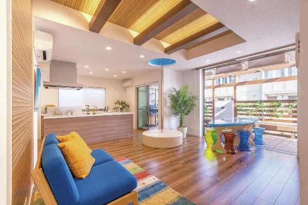 モデルハウス「RICORDI」もリニューアル!抜群の家事動線とワクワクの子ども部屋は必見