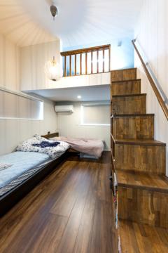 【静岡】収納たっぷりロフトのある家