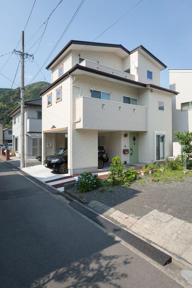 建築システム(狭小住宅専門店)