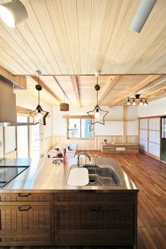 匠の技に高性能をプラスした 人と家計にやさしい木の家