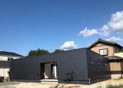 今週! 平屋のロの字型、新築完成見学会を開催致します!