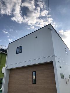 今週!!  生活導線とこだわりのデザインが詰まったお家、新築完成見学会を開催致します!