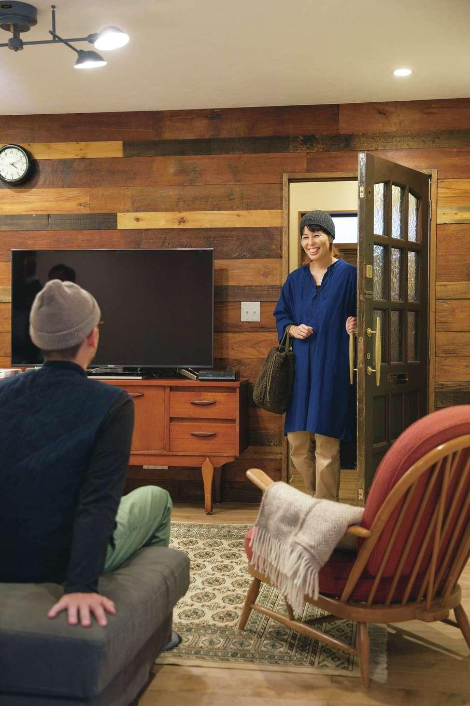 CLASSICA HOME/クラシカホーム【デザイン住宅、自然素材、インテリア】ヴィンテージなインテリア、古材が醸す雰囲気が◎