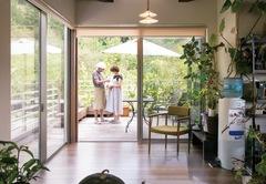 家族の暮らしと共に変化する 自然に抱かれた理想の家