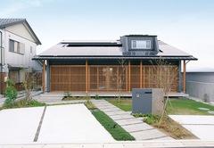 京町屋×ZEH×パッシブで暮らしをデザインする木の家